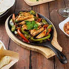 Fajita Skillets and Sizzler Platters
