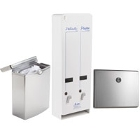 Feminine Hygiene Product Dispensers and Sanitary Napkin Receptacles