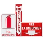 Fire Extinguisher Labels and Fire Extinguisher Signs