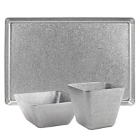 Front of the House Mod Stainless Steel Dinnerware