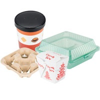 Food Service Take Out Containers   Food Service Take Out Boxes