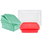 Food Storage Drain Boxes