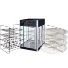 Food Warmer Racks, Shelves, and Pans