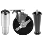 Fryer Casters and Leg Kits