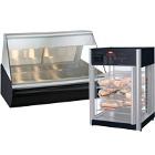 Full Service Countertop Hot Food Display Warmers
