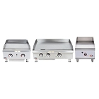 Commercial Gas Griddles and Flat Top Grills