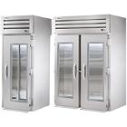 Glass Door Roll-In / Roll-Thru Spec Line / Institutional / Heavy-Duty Refrigerators