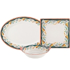 GET Bella Fresco Melamine Dinnerware