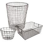 GET Breeze Wire Metal Baskets