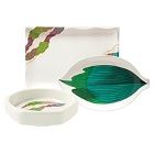 GET Contemporary Colorful Melamine Dinnerware