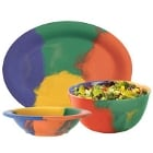 GET Diamond Celebration Melamine Dinnerware