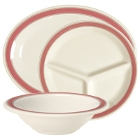GET Diamond Oxford Melamine Dinnerware
