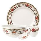 GET Garden Melamine Dinnerware