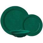 GET Kentucky Green Melamine Dinnerware