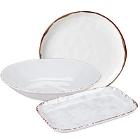 GET Mill Melamine Dinnerware