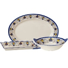 GET Santa Lucia Melamine Dinnerware