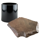 GET Stone-Mel Melamine Displayware