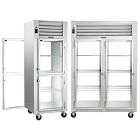 Glass Door Pass-In / Pass-Through Refrigerators