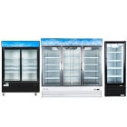 Merchandising Glass Door Refrigerators / Coolers