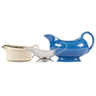 Gravy and Sauce Boats