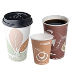 Eco-Friendly Paper Hot Cups and Lids