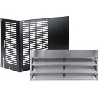 Grill and Louver Parts for Refrigeration Equipment