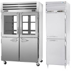 Half Door Pass-In / Pass-Through Spec Line / Institutional / Heavy-Duty Refrigerators