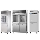 Half Door Spec Line / Institutional / Heavy-Duty Reach-In Refrigerators