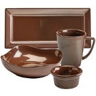 Hall China Copper China Dinnerware
