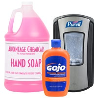 Hand Soap Commercial Hand Sanitizer