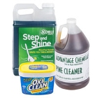 Hard Floor Cleaning Chemicals & Polishes