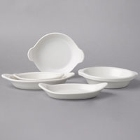 Hall China Bright White China Dinnerware