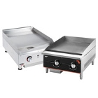 Heavy Duty Gas Countertop Griddles