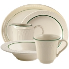 Homer Laughlin Green Jade China Dinnerware