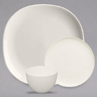Homer Laughlin Nadia Ivory (American White) China Dinnerware