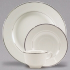Homer Laughlin Sterling Ivory (American White) China Dinnerware