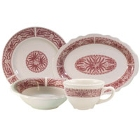 Homer Laughlin Carolyn Fox Fern China Dinnerware
