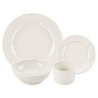 Homer Laughlin Durathin Ivory (American White) China Dinnerware
