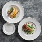Homer Laughlin by Steelite International Gala China Dinnerware