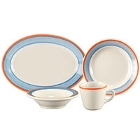 Homer Laughlin by Steelite International Imperia Rolled Edge China Dinnerware