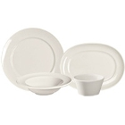 Homer Laughlin RE-21 Ivory China Dinnerware