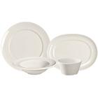 Homer Laughlin RE-21 Ivory (American White) China Dinnerware
