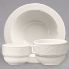 Homer Laughlin Lyrica Ivory China Dinnerware
