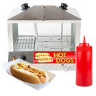Hot Dog Supplies