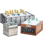 Ice Displays and Beverage Housings