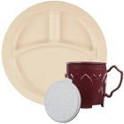 Insulated and Rethermalization Dinnerware