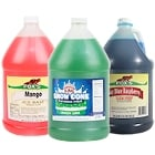 Italian Ice, Slushy, and Snow Cone Syrups