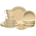 Homer Laughlin Ivory Fiesta Dinnerware