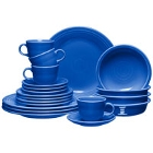 Homer Laughlin Lapis Fiesta Dinnerware