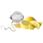 Lemon Wedge Bags and Tea Ball Infusers